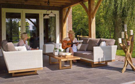 veranda douglas hout