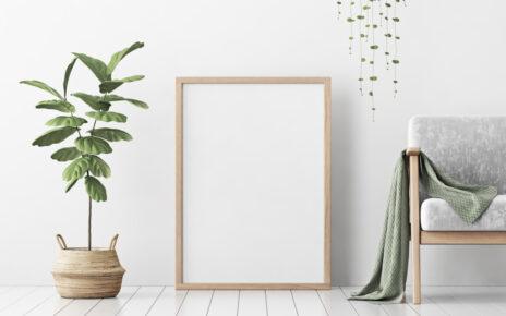 groene kunstplanten