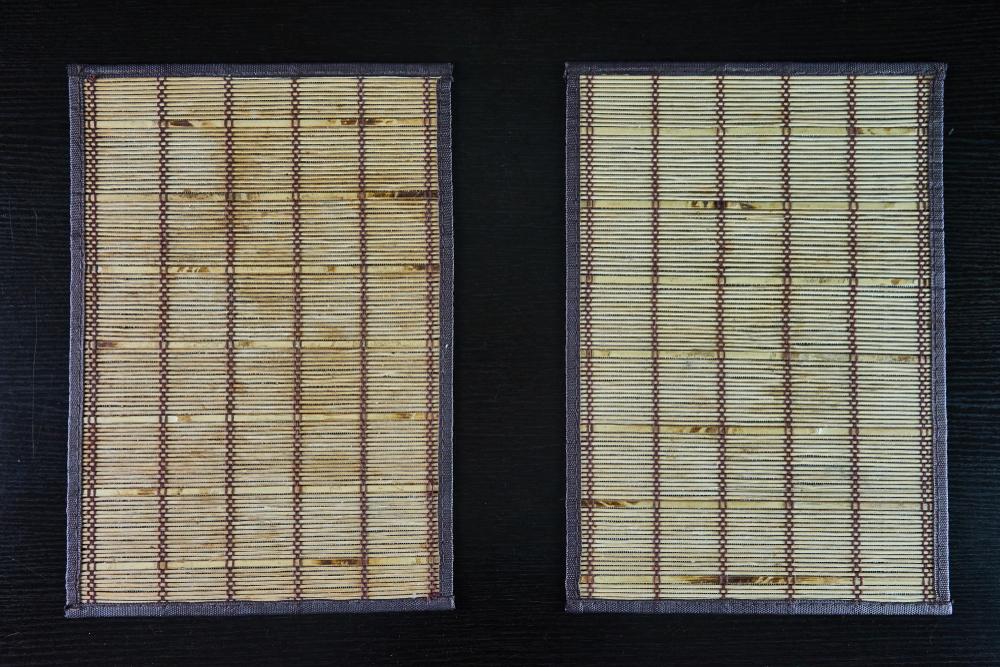 bamboe kamerscherm
